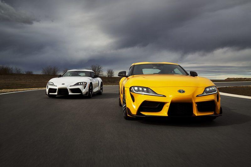 Europeans Get the Shaft on the 2021 Toyota Supra