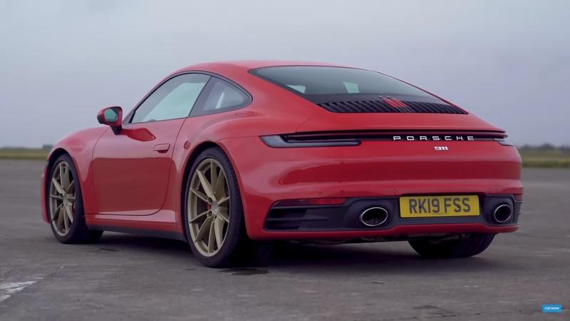 The Audi RS 5 Won't Make a Fool of Itself in Front of the Porsche 911