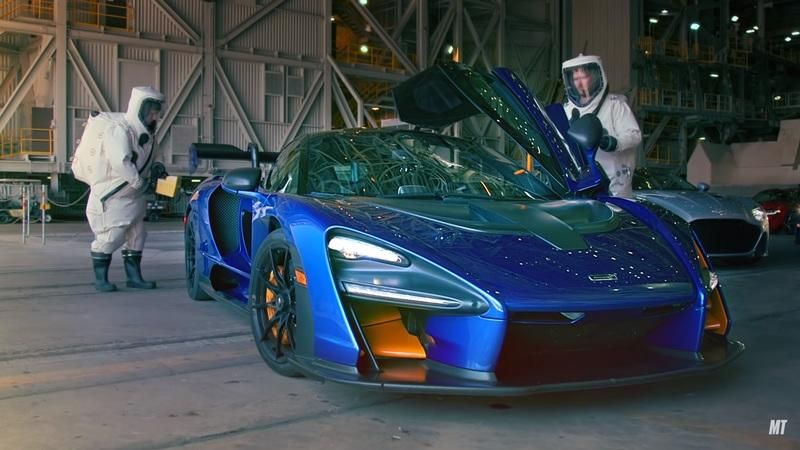 The McLaren Senna Is the New King of the World's Greatest Drag Race