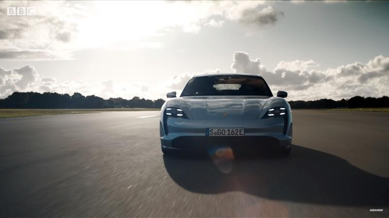 The Porsche Taycan Has Limitless Launch Control - image 885379