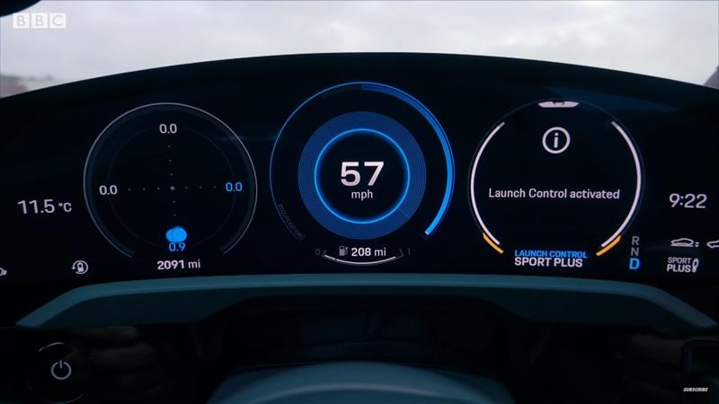 The Porsche Taycan Has Limitless Launch Control - image 885378