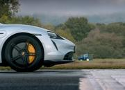 The Porsche Taycan Has Limitless Launch Control - image 885382