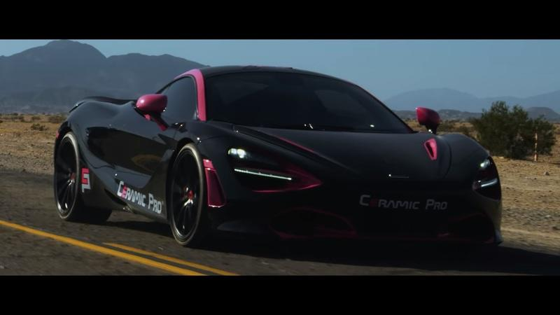 This Ceramic Pro Ad Featuing a McLaren 720S Off-Roading is Better Than the Last 3 Fast and Furious Movies Combined