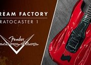 This Saleen-inspired Fender Stratocaster is a carbon-fiber work of art - image 887249