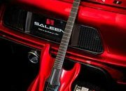 This Saleen-inspired Fender Stratocaster is a carbon-fiber work of art - image 887251