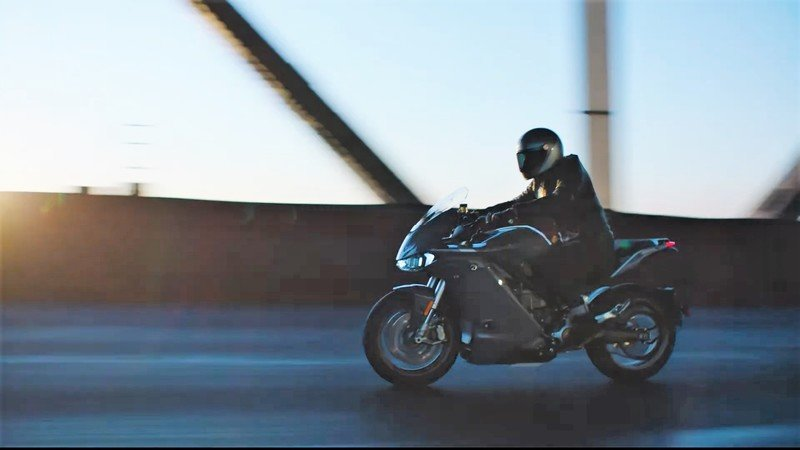 Zero Motorcycles enter a new territory with its brand-new SR/S - image 887336
