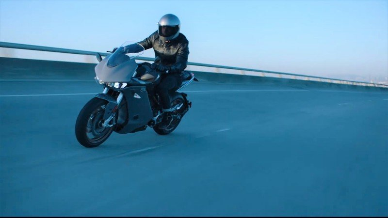 Zero Motorcycles enter a new territory with its brand-new SR/S - image 887339