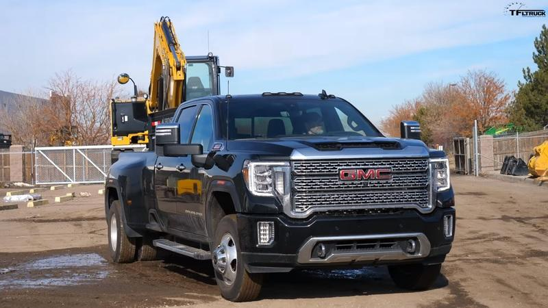 30,000-Pound Towing Comparison: GMC Sierra 3500 vs Ford F-350 Tow Test - image 887948