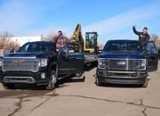 30,000-Pound Towing Comparison: GMC Sierra 3500 vs Ford F-350 Tow Test - image 887946
