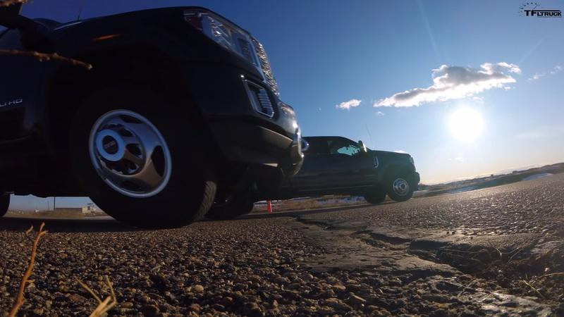 30,000-Pound Towing Comparison: GMC Sierra 3500 vs Ford F-350 Tow Test - image 887949