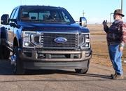 30,000-Pound Towing Comparison: GMC Sierra 3500 vs Ford F-350 Tow Test - image 887950