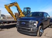 30,000-Pound Towing Comparison: GMC Sierra 3500 vs Ford F-350 Tow Test - image 887945