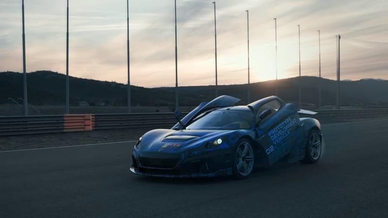 The Rimac C Two, Which Doesn't Even Have a Real Name, Is Not Completely Sold Out