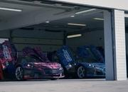 Watch the Rimac C Two Deploy Its Active Aero on the Track - image 888108
