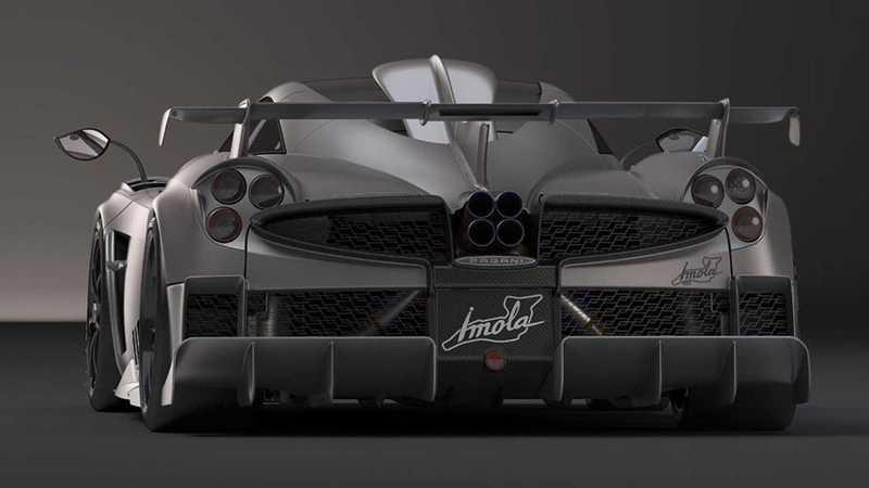 We've Finally Learned Just How Extreme the Pagani Huayra Imola Really Is