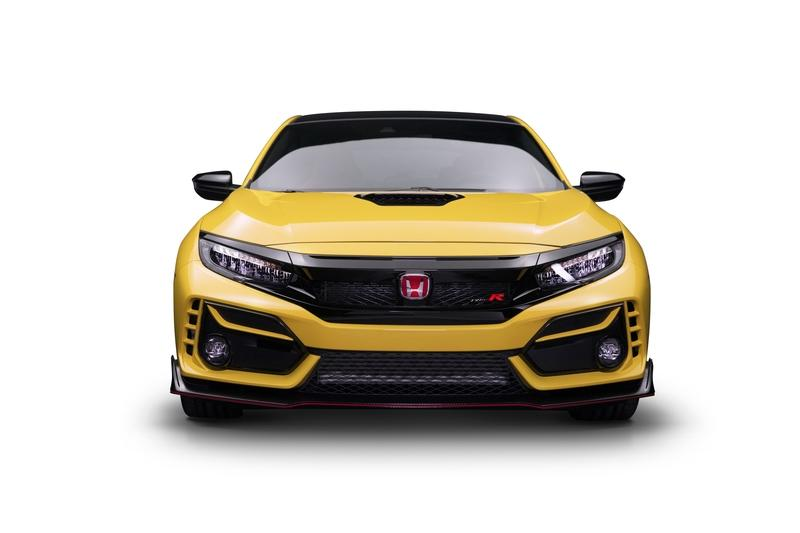 How Would You Feel About a 400-Horsepower, AWD Honda Civic Type R? Exterior - image 887900
