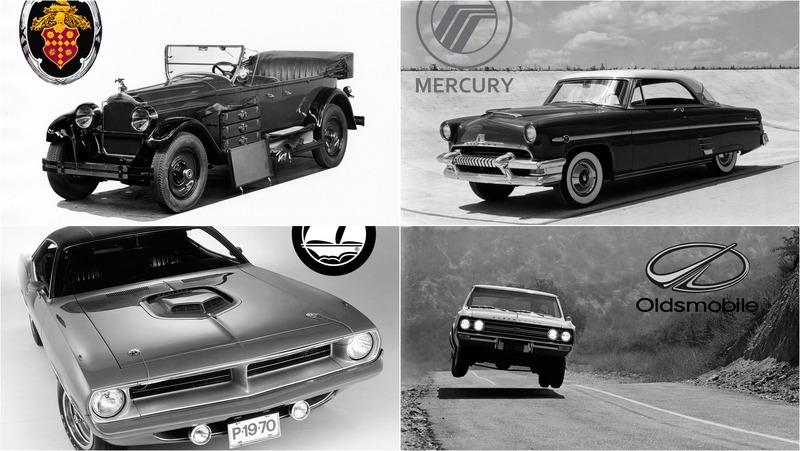 10 Legendary Carmakers That Disappeared