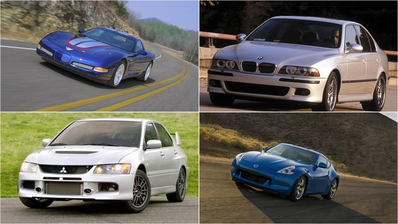 10 of the Fastest Cars Available for Under $15,000