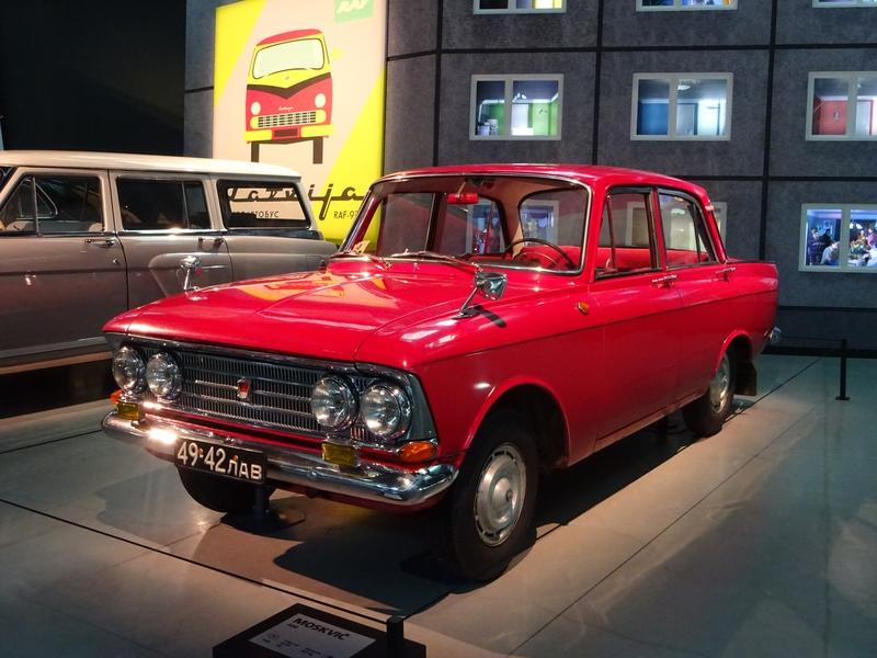 10 Russian Cars You've Probably Never Heard Of - image 893095