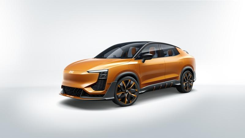 2020 AIWAYS U6ion