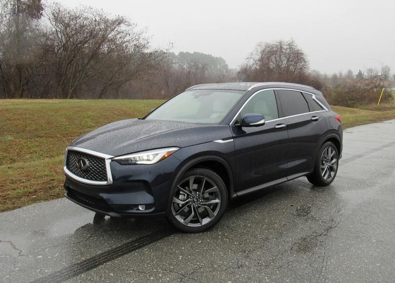 2020 Infiniti QX50 Impressions - What's Changed from 2019?