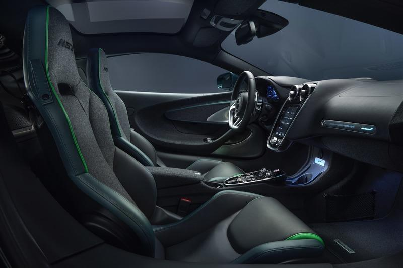 2020 McLaren Verdant Theme GT by MSO Interior - image 889382