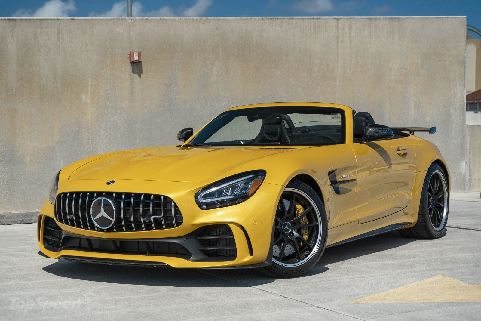 2020 Mercedes Amg Gt R Roadster Driven Review And Impressions