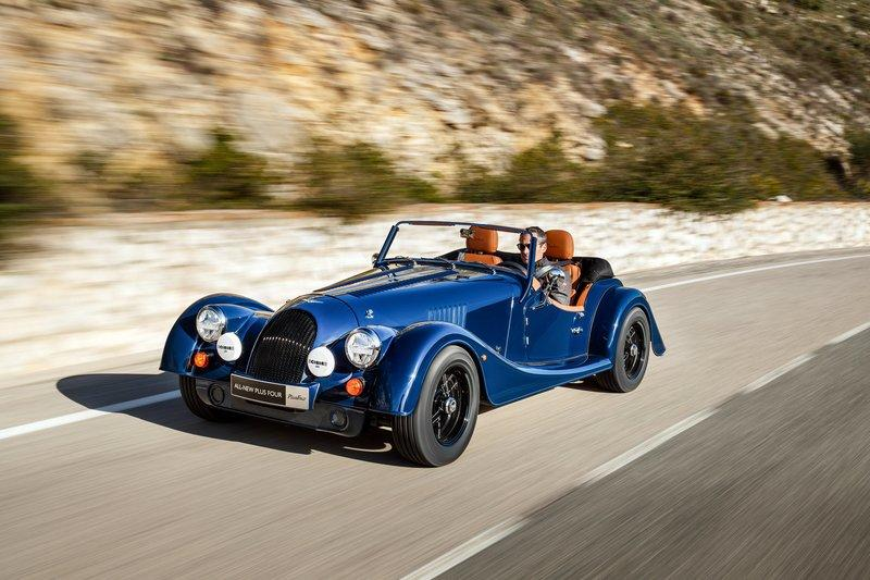 2020 Morgan Plus Four