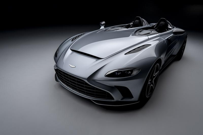 3 Reasons Why the Aston MArtin V12 Speedster is Ridiculous Exterior - image 890298