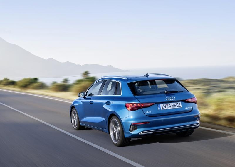 The Audi A3 Just Evolved for 2021 and Hot Damn is That Cabin Awesome Exterior - image 889934