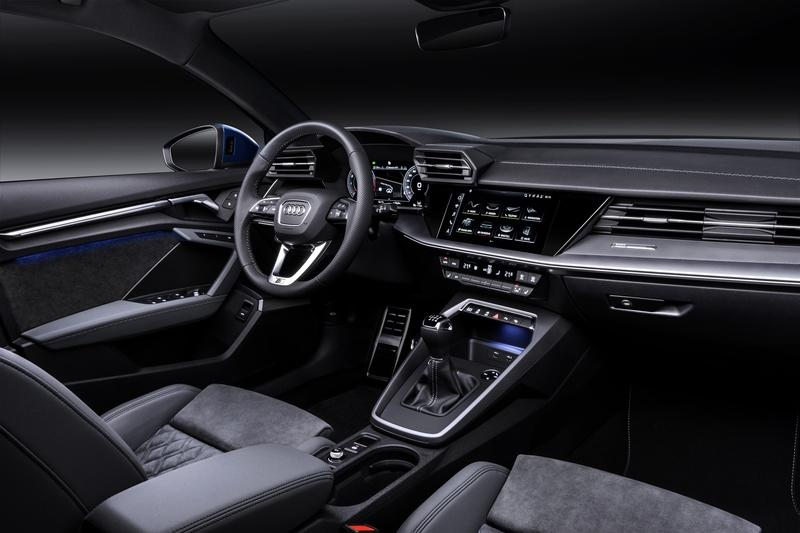 The Audi A3 Just Evolved for 2021 and Hot Damn is That Cabin Awesome Interior - image 889941