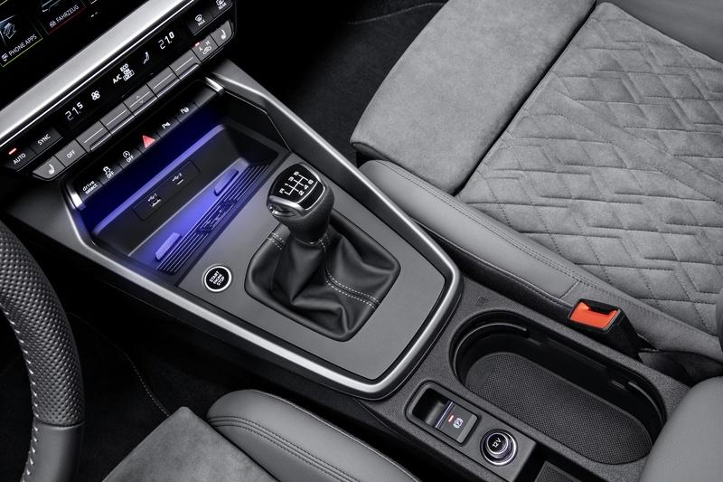 The Audi A3 Just Evolved for 2021 and Hot Damn is That Cabin Awesome Interior - image 889945