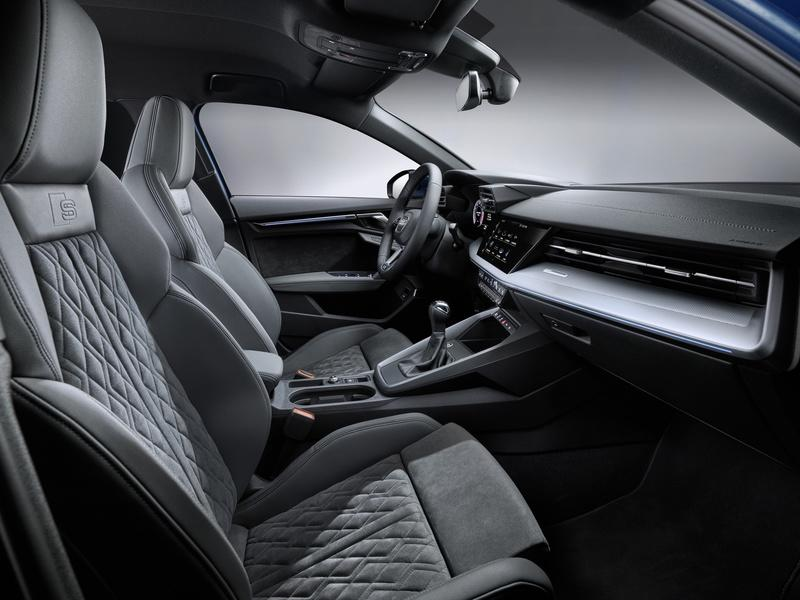 The Audi A3 Just Evolved for 2021 and Hot Damn is That Cabin Awesome Interior - image 889950