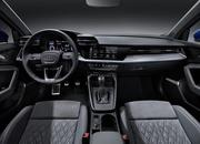 The Audi A3 Just Evolved for 2021 and Hot Damn is That Cabin Awesome - image 889951