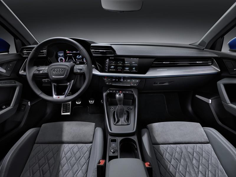 The Audi A3 Just Evolved for 2021 and Hot Damn is That Cabin Awesome Interior - image 889951