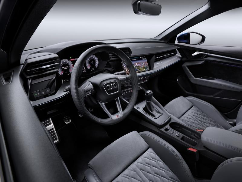 The Audi A3 Just Evolved for 2021 and Hot Damn is That Cabin Awesome