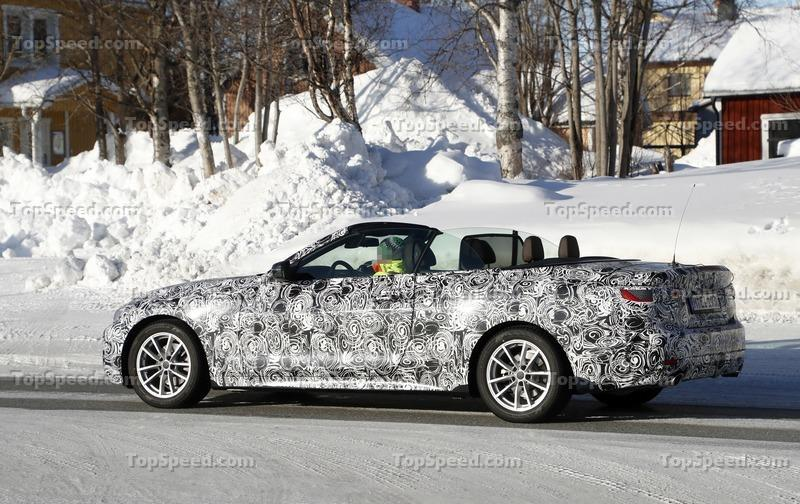 2021 BMW 4 Series Convertible