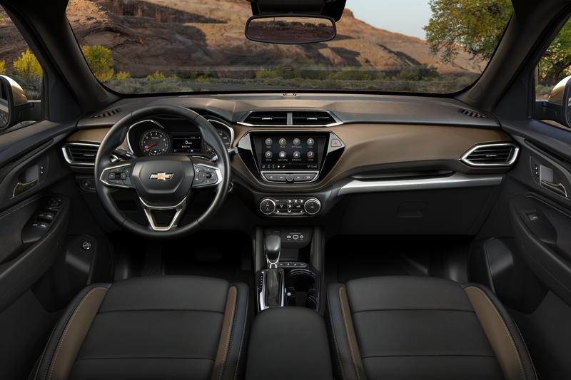 2021 Chevrolet Trailblazer Interior - image 893006
