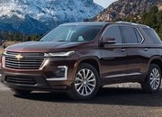 2021 Chevrolet Traverse - image 893055