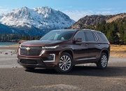 2021 Chevrolet Traverse - image 892021