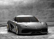 Cupholders? The Koenigsegg Gemera is the Most Practical Hypercar Ever Built - image 890090