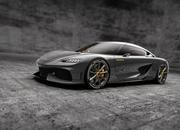 Cupholders? The Koenigsegg Gemera is the Most Practical Hypercar Ever Built - image 890094