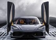 Cupholders? The Koenigsegg Gemera is the Most Practical Hypercar Ever Built - image 890098