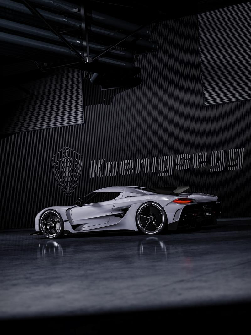 The Koenigsegg Jesko Absolut Might Have An Unbeatable Top Speed