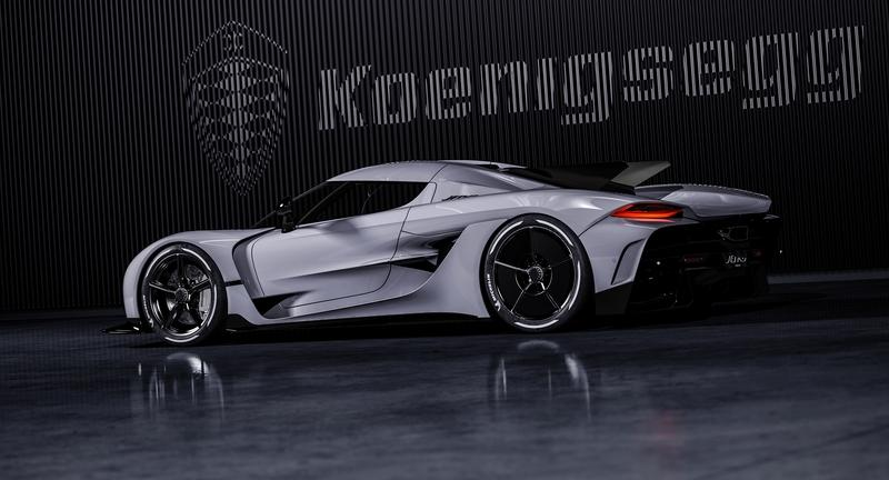 The Koenigsegg Jesko Absolut Has Vantablack-Painted Headlights - image 890113