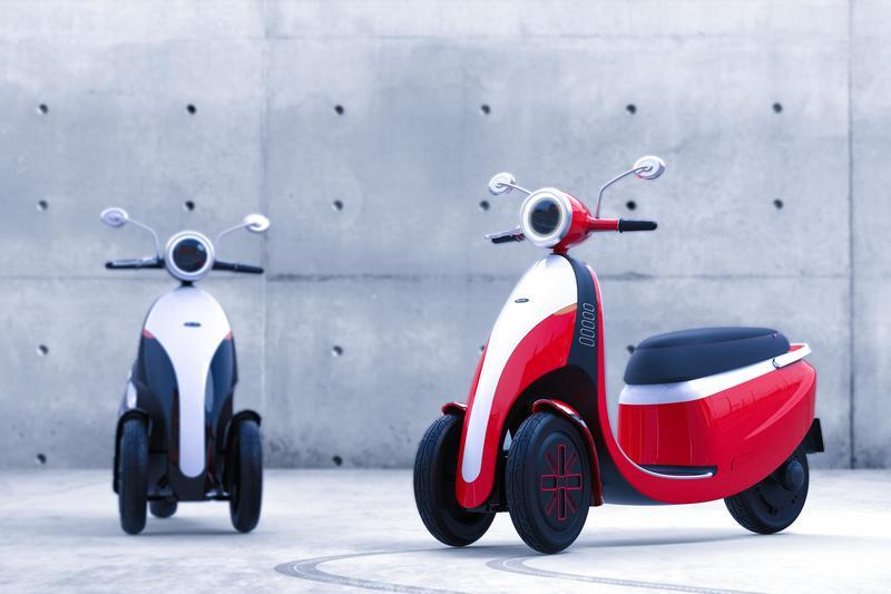 2021 Micro Microletta: Our First Look at the Newest Electric Three-Wheeled Scooter