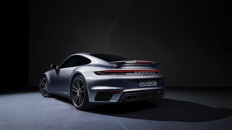 Here's How Porsche took the 2021 911 Turbo S to Places It's Never Been