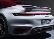 Here's How Porsche took the 2021 911 Turbo S to Places It's Never Been - image 889964