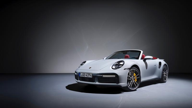 Porsche Had You in Mind When it Made the 2020 911 Turbo S So Powerful