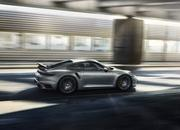 Here's How Porsche took the 2021 911 Turbo S to Places It's Never Been - image 889969